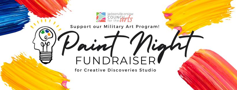 August Paint Night Fundraiser